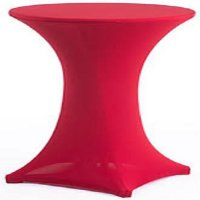 "36"" Round Stretch Table Cover"