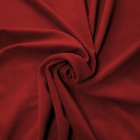 "Crescent Velour Valance 2'x19'6"" - Plum - CLEARANCE"