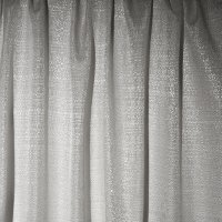 Banjo Pipe and Drape Panel 8'x4' - Silver - CLEARANCE