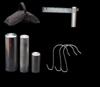Pipe and Drape Accessories