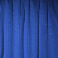 Banjo Pipe and Drape Panel - Royal Blue - CLEARANCE