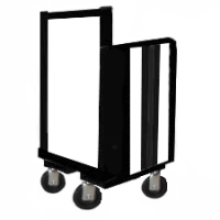 "Pipe and Drape Base Cart (for 18"" x 18"" bases)"