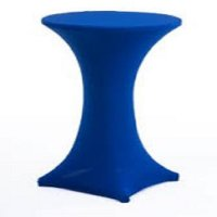"30"" Round Stretch Table Cover"