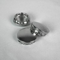 Chrome Cap for Uprights