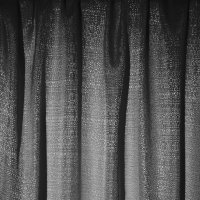 Banjo Pipe and Drape Panel 3'x4' - Black - CLEARANCE