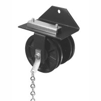 2863 / 433 5″ Live End Pulley