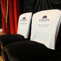 Custom Branded Seat Cover - SHIPS FREE