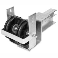 ADC 5003 Live End Pulley