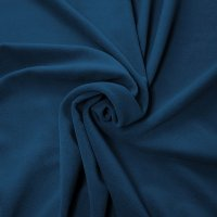 Plateau Velour Pipe and Drape Panel 8'x4' - Blue - CLEARANCE