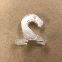 Ceiling Hooks for Grommeted Vinyl Drape Panel (6)