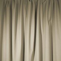 Showtex Pipe and Drape Panel - Cream - CLEARANCE