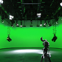 Backdrops for Television, Film and Studio