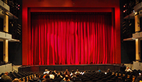 Gwinnett PAC Stage Curtains