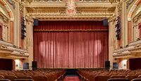 Pantages Theatre Stage Curtains