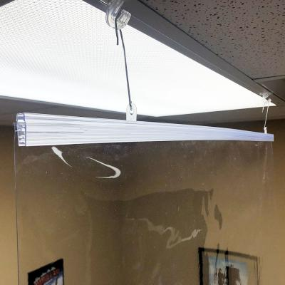 Adjustable Vinyl Drape Hanger