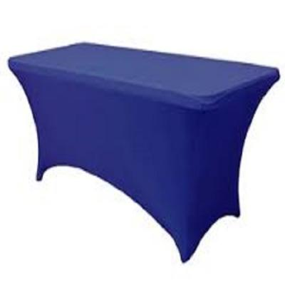 "30"" Wide Event Stretch Table Cover"