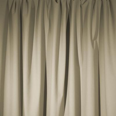 EventTex® Pipe and Drape Panel 8'x5' - Cream - CLEARANCE