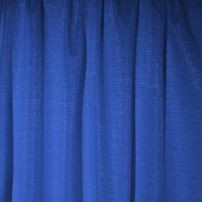 Banjo Pipe and Drape Panel 8'x4' - Royal Blue - CLEARANCE