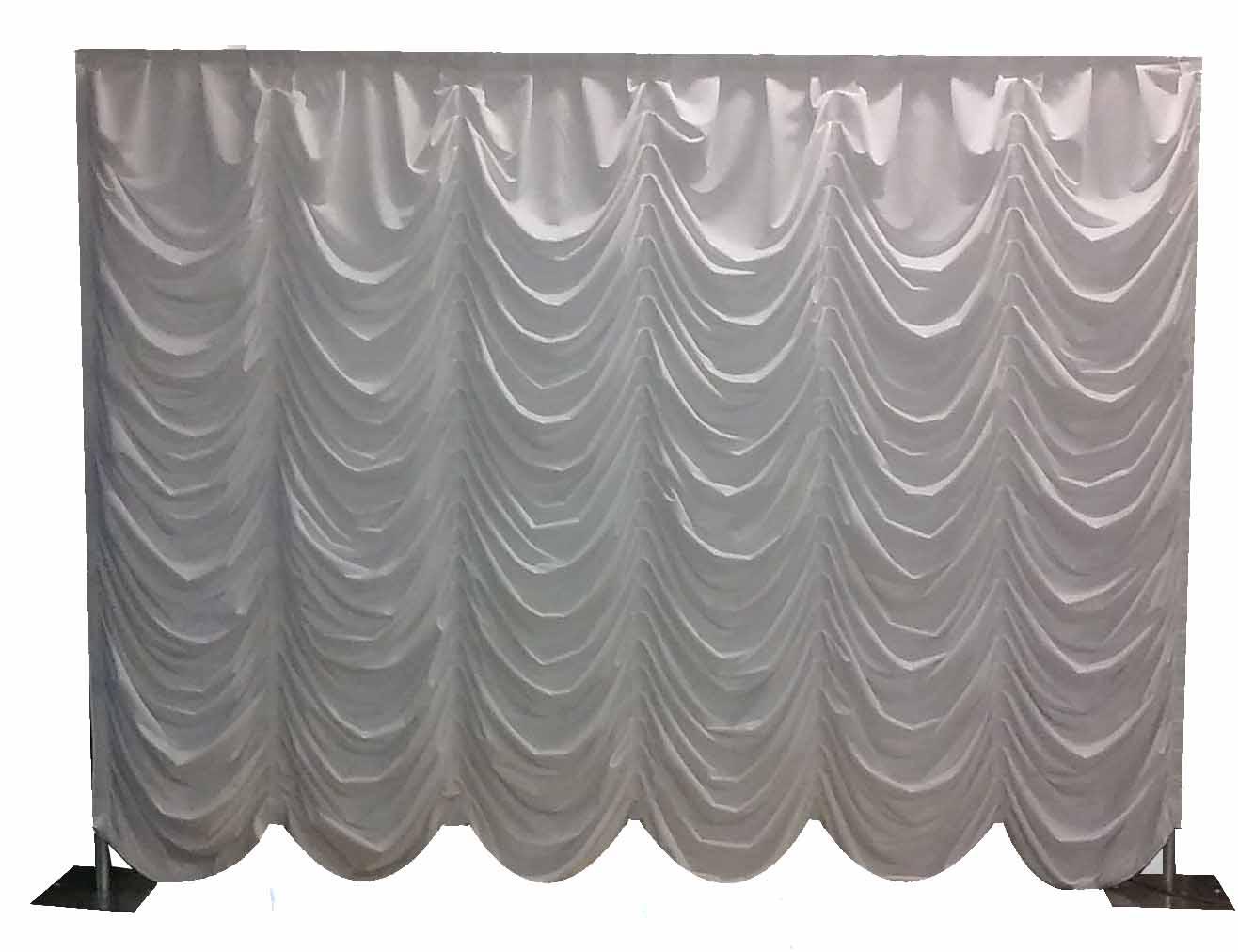 Austrian Curtain Backdrop Georgia Stage