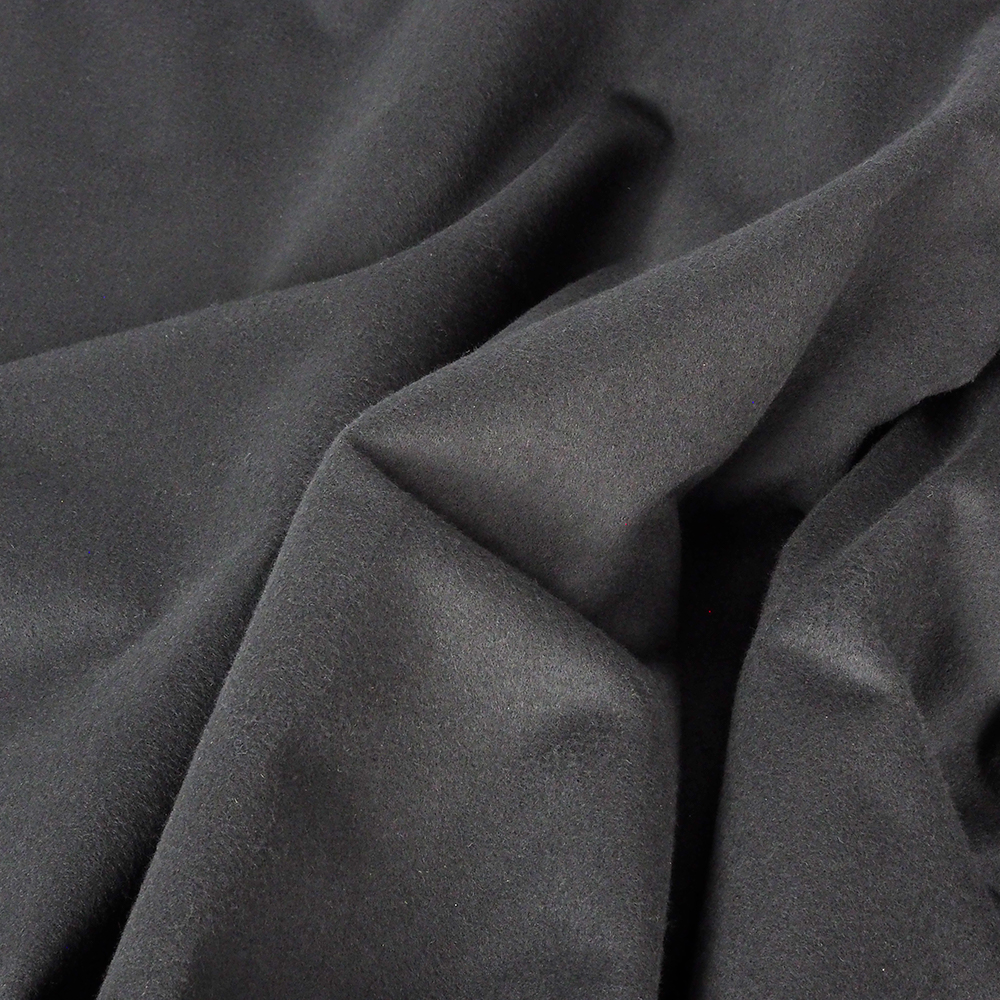 Black Commando Cloth for pipe and drape panels and event drapery