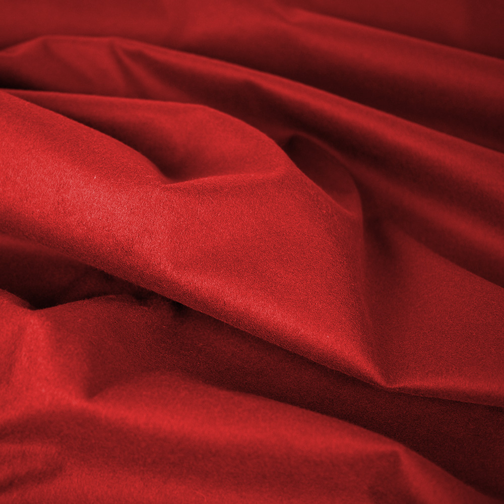 Valdosta Velour for pipe and drape panels and event drapery